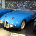 La <b>Gordini</b> type 17S sport de 1953 (Cité de l'Automobile Collection Schlumpf à Mulhouse)