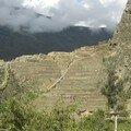 Ollantaytambo, ruines Incas
