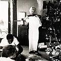 Décembre <b>1954</b>, Connecticut - Noël chez les Greene