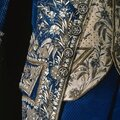 Detail. Court suit, <b>late</b> <b>18th</b>–<b>early</b> <b>19th</b> <b>century</b>, French
