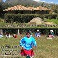 Vivre au rythme d'une famille de la cordillère blanche, le projet de tourisme communautaire d'humacchuco