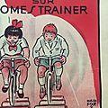 Theatre de la jeunesse ventriloquie cyclistes magie