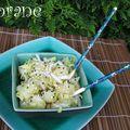 Salade de pomme de terre japonisante
