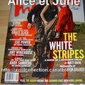 Magazine anglais Interview (août 2007)