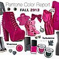 Les couleurs de l'automne 2013 # 2 Vivacious et Turbulence