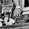 Le Québec libre de De Gaulle