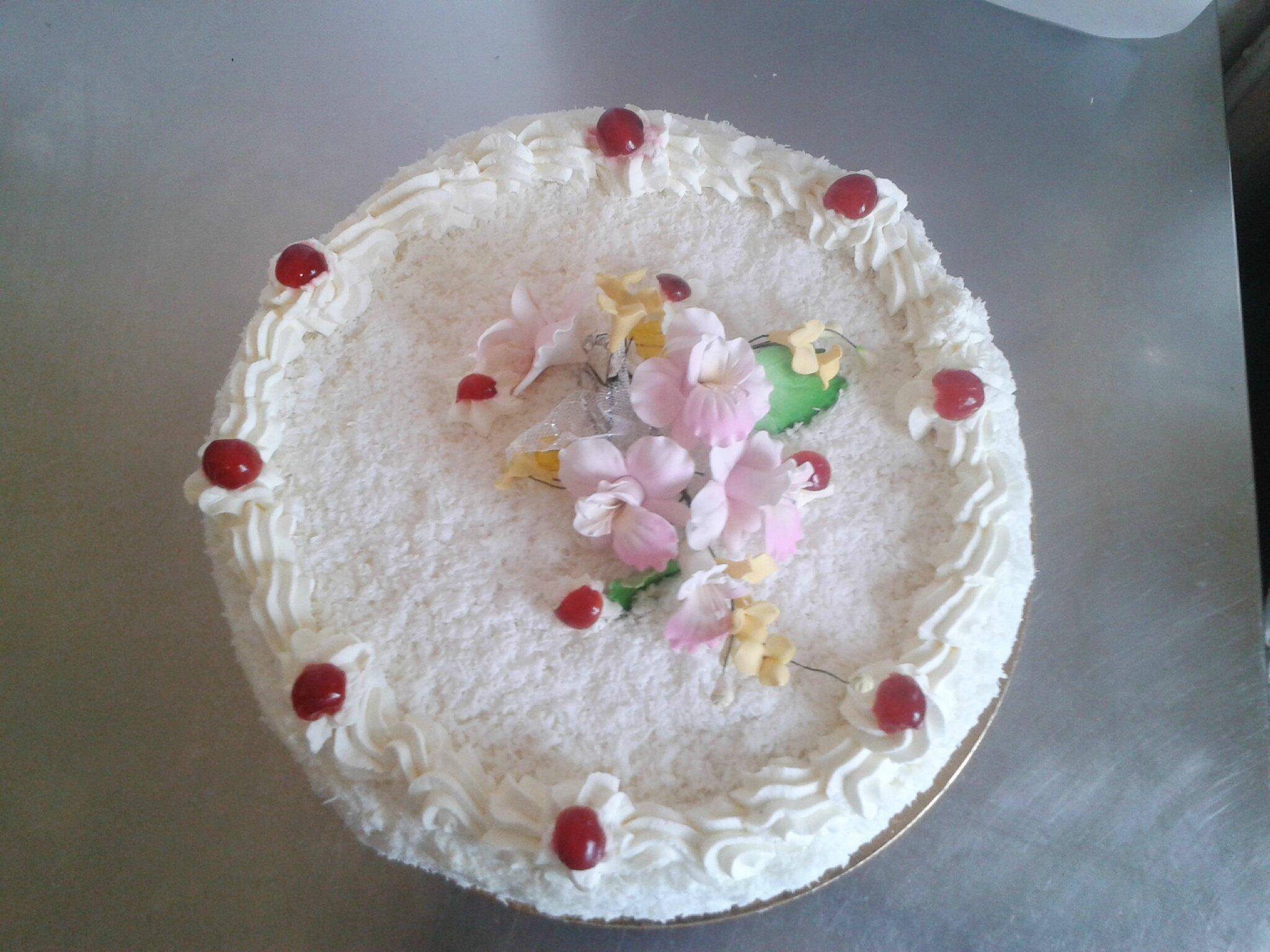 Gâteau mont-blanc (du chef Custos)