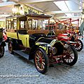 lorraine dietrich type eic bus de 1907 (cité de l'automobile collection schlumpf à mulhouse)