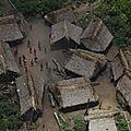 Isolés en amazonie, les yanomami