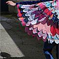 Diy ailes en tissu