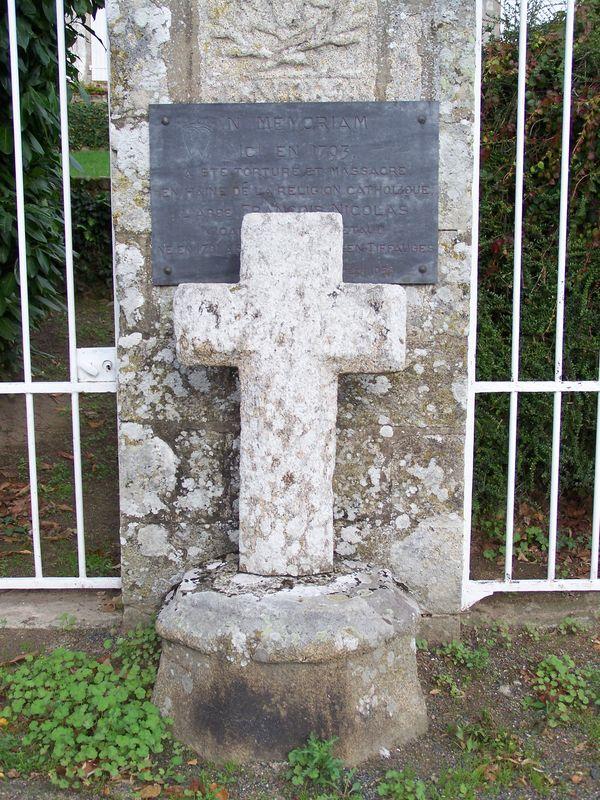 Saint-Christophe-du-Bois (49) - Logis de Beauregard (1958)