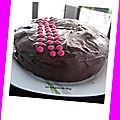 Gâteau à pois