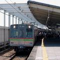 Hokusô 9000, Keisei Aoto eki (2005)