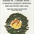 René Merle - Visions de l'idiome natal : jugements sur les origines de l'idiome