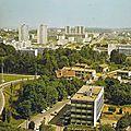 Lormont, agglomération de Bordeaux