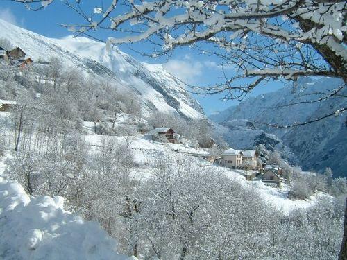 Mon petit coin de paradis à la montagne