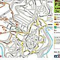 Point préparation course du Viaduc de Millau et <b>Montée</b> <b>Piton</b> 2016