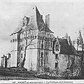 Les cousins - Monument historique - Les boulangers mobilisés - Les boches magent du boulot.