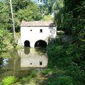 Le <b>moulin</b> de Pombazet et la