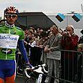 05 Stef Clément ( Hollande) maillot vert Rabobank