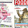 LE FOODING - chronique de restaurants