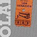 «Los geranios», d'<b>Ana</b> Solari (par Laurence Holvoet)