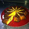 Etoile mascarpone et amandes…..sans gluten