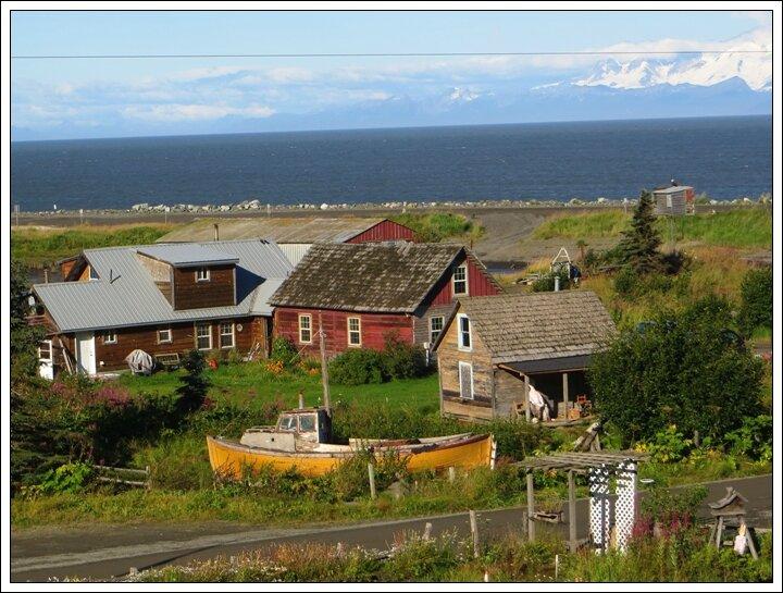 Péninsule de Kenai-Homer (Alaska)
