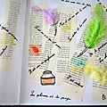 Challenge artjournal et gribouillages n°18
