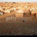 مخيمات الدل و العار بتندوف غرب الجزائر