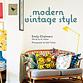 *Modern Vintage Style !