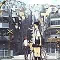 The challenge « histoires de temps » - la traversée du temps – yasutaka tsutsui