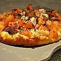 Pizza mi amer mi amor de christophe michalak: une pizza en dessert ça vous dit ?