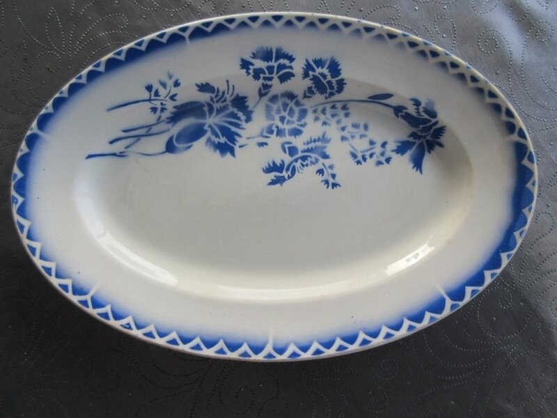 ANNICK plat oval