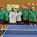 Les <b>Foyers</b> <b>ruraux</b> de <b>Charente</b> <b>Maritime</b> comptent parmi les champions de France en tennis de table :