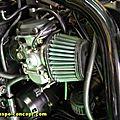 010 kit dyno et filtres air green