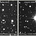 La <b>supernova</b> la plus brillante s'allume dans la constellation du Dauphin