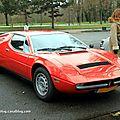 Maserati merak SS (US version)(Retrorencard janvier 2012) 01