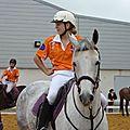 Horse ball à Montpellier