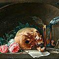 Jan davidsz. de heem (1606–1683/84), momento mori, circa 1630-1660