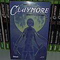 Claymore -
