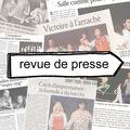 6. Revue de Presse
