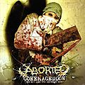 <b>ABORTED</b> - Goremageddon : The Saw & The Carnage Done (2003)