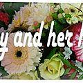 Le blog de mon amie bernadette fête ses trois ans.