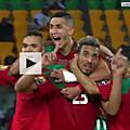 Buts maroc vs côte d'ivoire résumé vidéo but alioui (1-0)