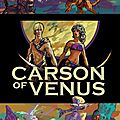 A carson of venus movie in the works !