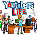Test de Youtubers Life - <b>Jeu</b> <b>Video</b> Giga France