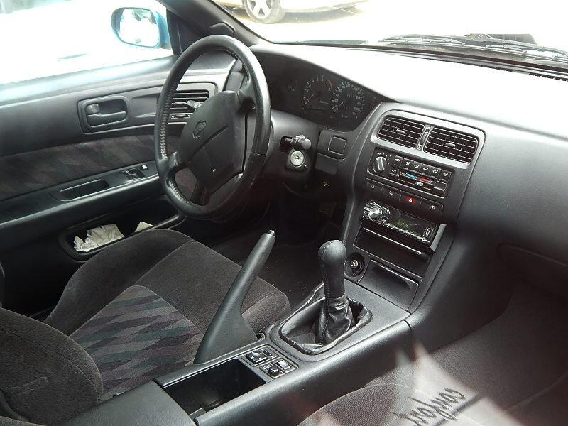 Nissan200SXS14int