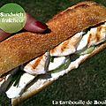 Le sandwich frais qui change du jambon-beurre