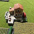 Warmaster : Nains du Chaos VS <b>Skavens</b>